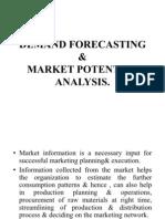4. Demand Forecasting
