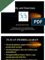 Aktivitas Dan Latihan