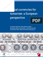Global Currencies for Tomorrow a European Perspective English 2