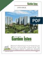 JAYPEE GREENS Garden Isles - II -  2/3/4 BHK Premium Lifestyle Apartments in Noida