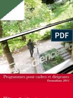 SciencePo Brochure 2011