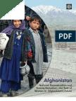 Afghanistan Gender Report