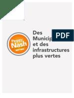 Des Municipalités et des infrastructures plus vertes