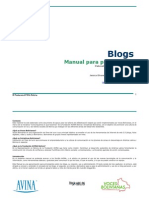 Manual Abrir Un Blog en Wordpress.com Blog Final