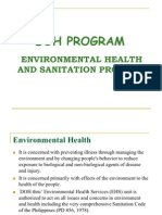 Environmental Health and Sanitation--ppt