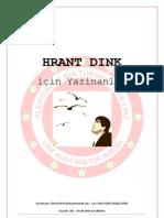 Hrant Dink Icin Yazinanlar