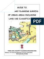 Landuse Classification Report