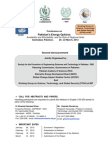 International Conference on Pakistan's Energy Options