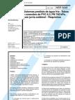 Nbr 5648 - Sistemas Prediais de Agua Fria - Tubos E Conexoes de Pvc 6 3 Pn 750 Kpa Com Junta Sold