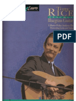 Tony Rice Teaches Bluegrass
