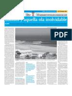Historia de Playa Lobitos en Talara y su potencial para turismo
