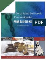 La Agonía De La Salud Del Puertorriqueño Para El Siglo XXI