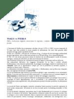 Web2.0 Versus Web3.0