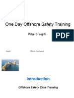 Offshore Safety Case Training Ppt