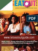LetsEatOut Restaurant Guide 2008