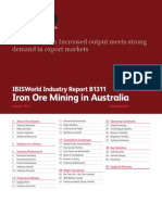 B1311 Iron Ore Mining in Australia Industry Report (1)