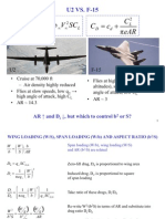 Infinite Wing vs Finite Wing