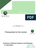 01 NWS UCTI Module Introduction