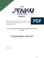 Propuesta Convención de Comics en Pachuca