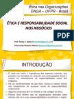 Aula Responsabilidade Social Nos Negocios