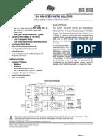 Iso721 - Digital Isolator