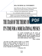 Crash of Einstein's Theory of Relativity_Prof Penchev_EN