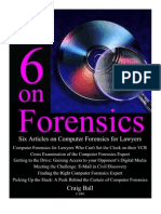 6 Comp Forensics Articles-Craig Ball