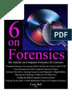 6 Comp Forensics Articles-Craig Ball