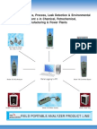 Field Portable Analyzers for OH&S & EH&S
