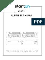 c501 Manual