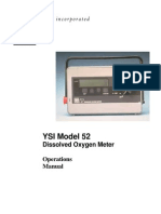 Manual Del Oximetro Ysi52