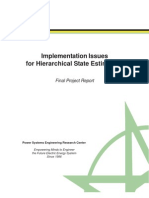 Bose State Estimation S-33 Final Report 8-2010