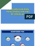 Pengurusan Dan Pengendalian PBS