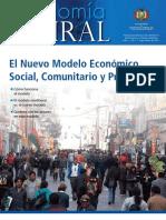 Nuevo Modelo Económico Social, Comunitario y Productivo