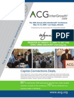 ACG 2009 Inter Growth Conference (4)