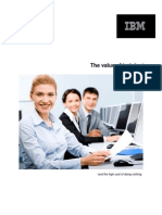 IBM White Paper-Value of Training