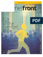 Homefront Monthly:Out of the Comfort Zone Vol. 2 Iss. 8