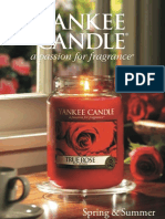 Yankee Candles - Spring Summer 2012