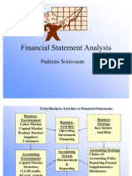 Financial Statement Analysis 2010