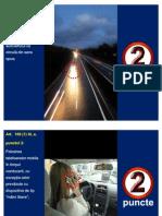 Codul Rutier Puncte Penalizare Auto