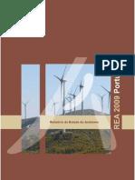 Relatório do Estado do Ambiente 2009 (Ministério do Ambiente 2010)