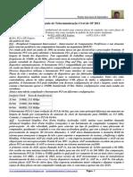 PROVA RESOLVIDA DE INFORMÁTICA DO AGENTE DE TELECOMINICAÇÕES DA POLÍCIA CIVIL DE SÃO PAULO
