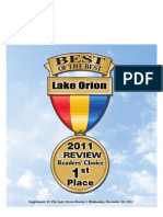 Lake Orion Best of the Best 2011