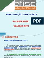 Subustituição Tributária