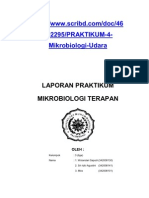 46492295-PRAKTIKUM-4-Mikrobiologi-Udara