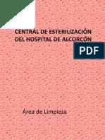 H Alcorcón Central de Esterilización