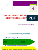 MM-II-4 Strategic Plg & Mktg Process
