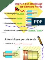 Assemblages Par Elements Filetes