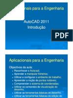 AutoC Introducao 2011 Modo de Compatibilidade