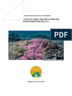 Coral Petition Cbd